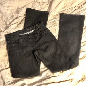 Citizens of Humanity Black Wash Jeans